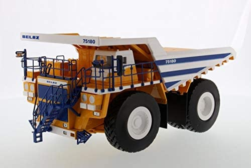 for Belaz Be super Max 57% OFF welcome 75180 Mining Dump Truck Finished CA 50 DIECAST Model 1