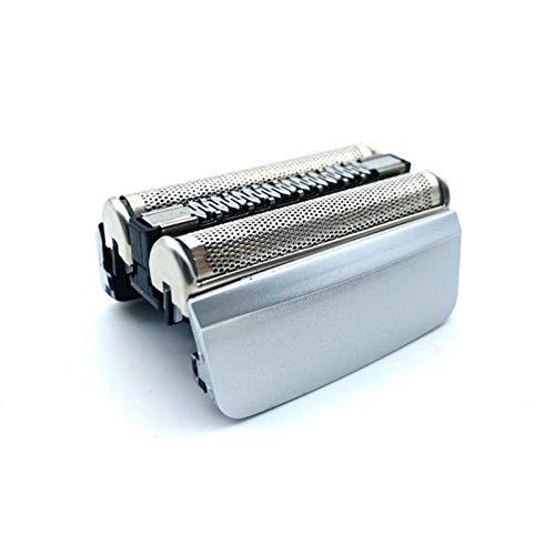 Rasierer Zubehör Für Braun Elektrorasierer Ersatzscherteil, Scherkopf Für Braun Serie 8 Rasierer Ersatzklingen Braun Kompatibel Mit 8320S, 8325S, 8330S, 8340S, 8350S, 8365cc, 8370cc, 8385cc Usw.