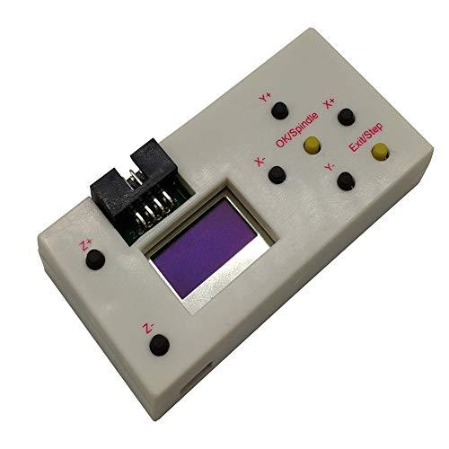 ORETG45 Accesorios Piezas del Controlador Fuera línea GRBL Mini Hand 3 Axis 1 TF Card Máquina Grabado Duradera Grabador DIY para CNC 3018 2418 1610