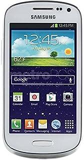 Samsung Exhibit - Prepaid Phone - White (MetroPCS)