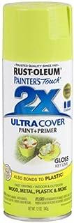 Rust-Oleum 249104 Painter's Touch Multi Purpose Spray Paint 12-Ounce Key Lime