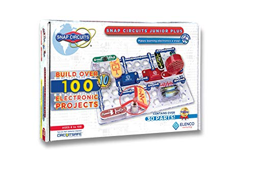 Snap Circuits Jr. PLUS SC-110 El...