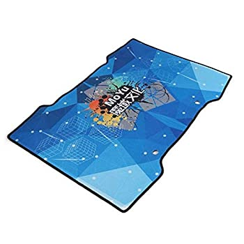 Moyu Professional Speed Cube Timer Competition Mat for Cubing Stacking or Any Variety of Games  Mat Only Timer Not Included