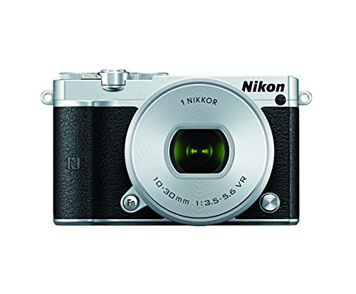 Nikon 1 J5 Mirrorless Digital Camera w/ 10-30mm...
