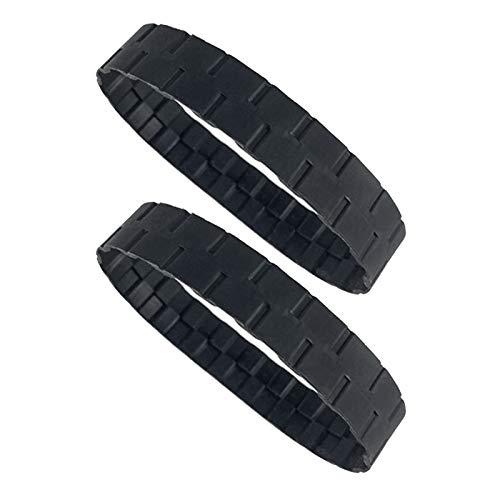 H HILABEE 2 Neumáticos de Rueda para Ruedas Serie 500, 600, 700, 800 Y 900 (Paquete de 2)