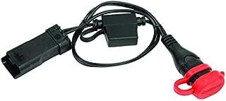 Tecmate Optimate Cable O-47, Adapter, Ducati to SAE