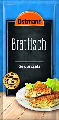 Ostmann Gewürze Bratfisch Gewürzzubereitung, 30 g