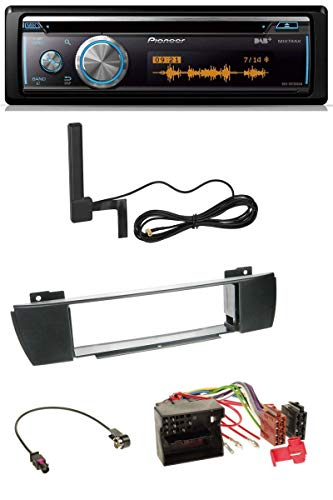 caraudio24 Pioneer DEH-X8700DAB Bluetooth DAB MP3 USB CD Autoradio für BMW X3 (bis 2007)