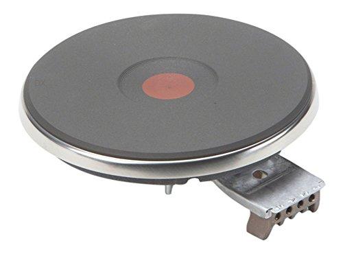 EGO Kochplatte Herdplatte 4mm 180mm 2000W 19.18463.040/1918463040 E.G.O.