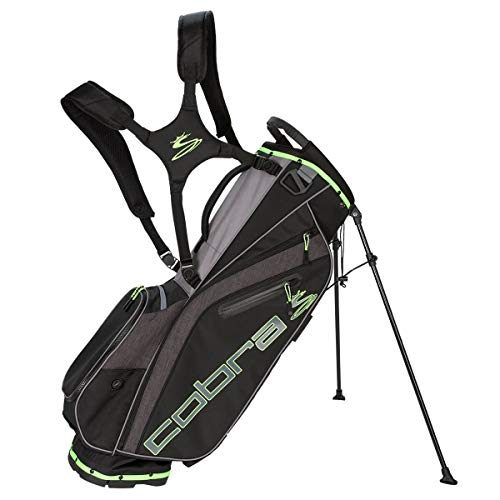 Cobra Golf Ultralight Sac sur Pied - Noir