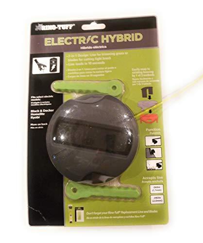 Rino-Tuff Electric Hybrid Trimmer Head