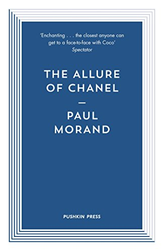The Allure of Chanel (Pushkin Blues) (English Edition)