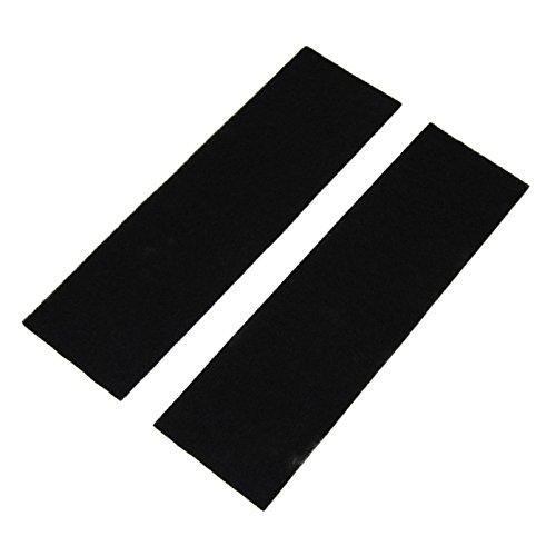 Carbon Vorfilter Ersatz kompatibel mit Honeywell Filter K (HRF-K2) für HFD-120, HFD-120Q, HFD-300, HFD-310, HFD-320, HFD-323 Luftreiniger