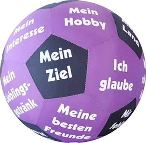 Timbuk2 ProDesign kennenlernball (Deutsch) praktischen Spielen und Lernen Ball (Mehrfarbig)
