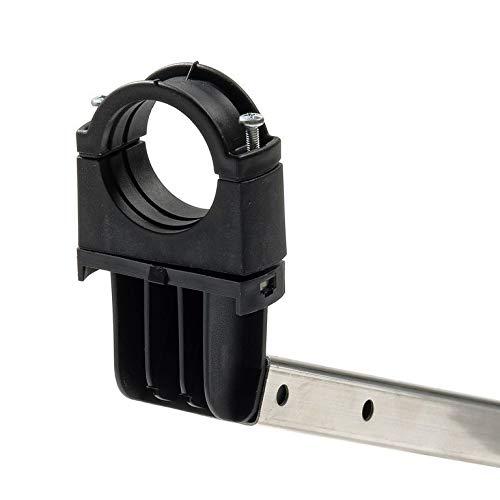 Universal 40mm Sat LNB-Halter UNI40 passend für Gibertini Hirschmann und Triax Satschüssel