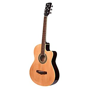 Ibanez MD39C-NT Acoustic Guitar (Natural) 9
