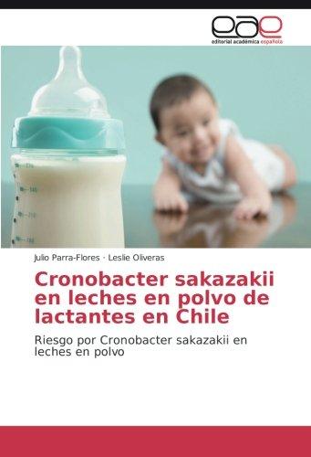 Cronobacter sakazakii en leches en polvo de lactantes en Chile