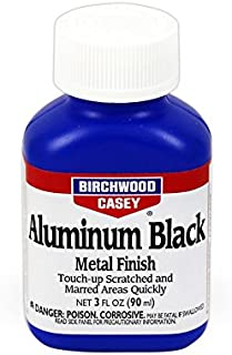 Birchwood Casey Aluminum Black On Stainless Steel