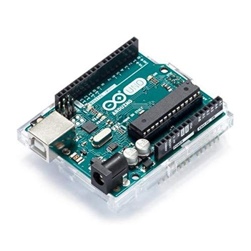 Arduino Uno Rev3 with Long Pins