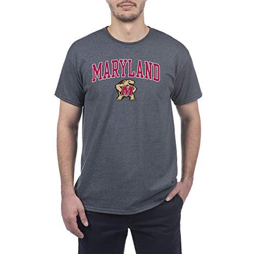 Elite Fan Shop NCAA Womens Long Sleeve Tshirt Dark Heather
