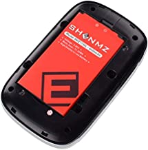 SHENMZ Mifi 7730l Battery,4500mAh Replacement Battery for Novatel Jetpack MiFi 7730L Mobile Hotspot P/N: 40123117 [18 Months Warranty]