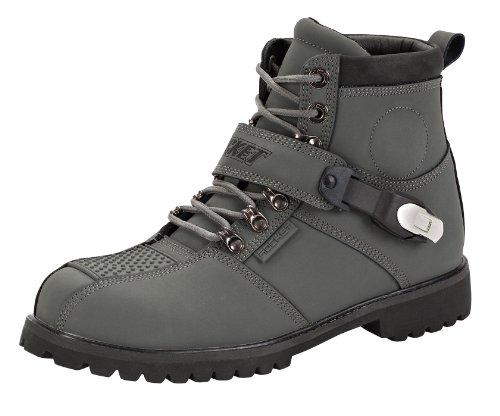 Joe Rocket 1287-0611 Big Bang 2.0 Men's Motorcycle Riding Boots (Grey, Size 11)