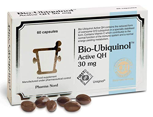Pharma Nord Bio-Ubiquinol Active QH 30mg 60 Capsules