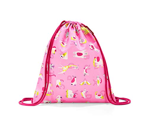 Reisenthel Kids ABC Friends Reisetasche pink 5 L
