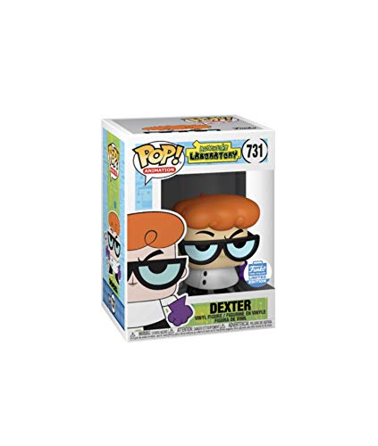 Funko Pop Animation: Dexter's Laboratory #731 - Dexter Limited Edition