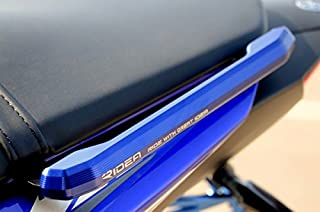 RIDEA アルミ削り出しグラブバー ブルー [PH-Y02-BE] (YAMAHA YZF-R25/YZF-R3) PH-Y02-BE