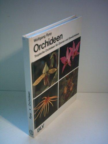 Wolfgang Rysy: Orchideen - Tropische Orchideen für Zimmer und Gewächshaus