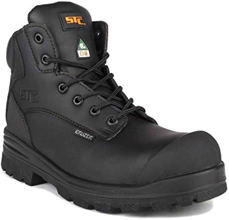 STC Trump Work Boot CSA, Black