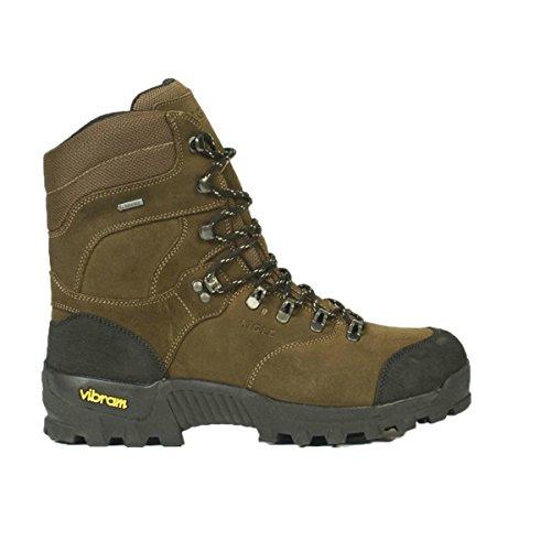 AIGLE Altavio High Ankle Waterproof Hiking Boots - UK Size 6-6.5 (EU 40)