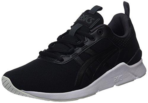 ASICS Unisex-Erwachsene Gel-Lyte Runner Laufschuhe, Schwarz (Black/Black 001), 37 EU