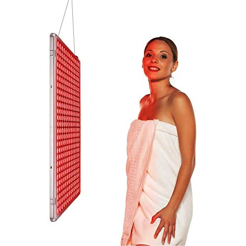 Body Red Light Devices in Deep Red (660nm) for Face Body Skin