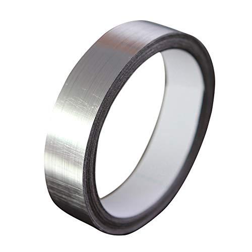 Fxhan keramische tegels Mildewproof Gap Tape Tile Gap Afdichtingsband Waterdichte foliestroken Zilver Gouden velgen