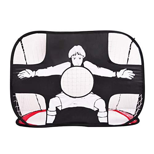 CMTKJ Football Net,Foldable Pop Up Mini Childrens Practice Goals,Portable Outdoor Training Equipment