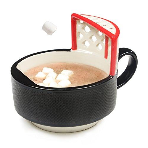 The Hockey Mug With A Net
