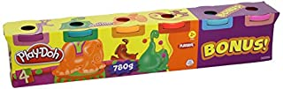Hasbro Play-Doh - Pack 4 + 2 Colores Brillantes 23566148 (B000NIJ6D6) | Amazon price tracker / tracking, Amazon price history charts, Amazon price watches, Amazon price drop alerts
