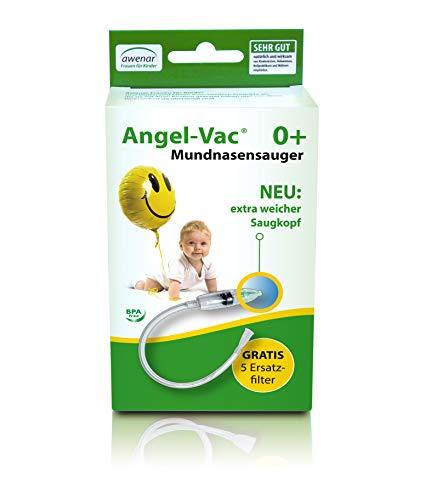 Angel-Vac Mund-Nasensauger - 4