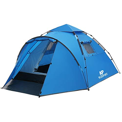 Kusport ZP05 Rainproof Automatic Hydraulic Backpack Tent