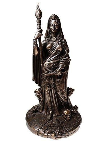 Figur der Göttin Hekate Magie Figur Skulptur