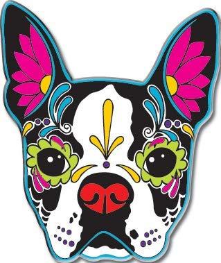 CALI Original Artwork, Pretty in Ink French Bulldog - Enamel Lapel PIN, 1.25'