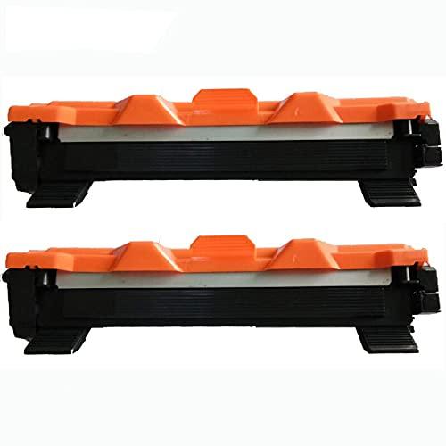 2X Cartucho de tóner Compatible TN1000 TN1030 TN1050 TN1060 TN1070 TN1075 HL-1110 TN-1050 TN-1075 TN 1075 1000 1060107