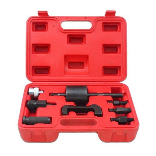 Hengda® Diesel Injektoren Auszieher Injektor Fräser Zylinderkopf Werkzeug Set Mercedes CDI Injektor