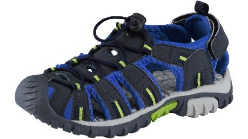 McKinley Trekking Sandale Vapor Kinder, Schuhgröße:28