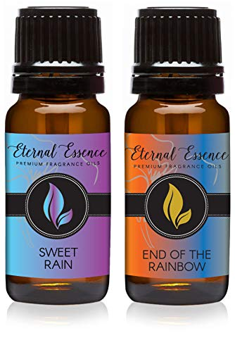 Pair (2) - Sweet Rain & End Of The Rainbow - Premium Fragrance Oil Pair - 10ML