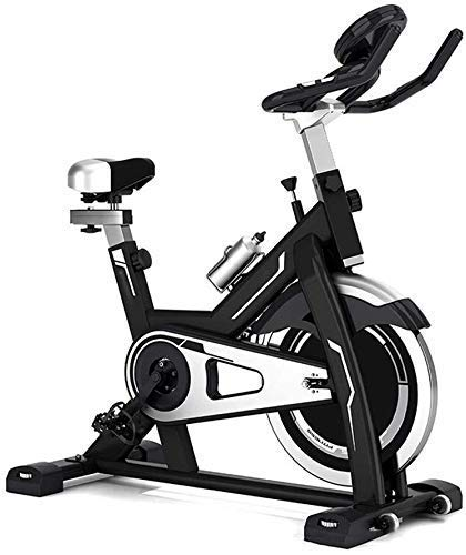 HHJJ Fitness Exercice Vélos Endant Vélo Trainer Exercice Vélo Cardiaque Tarif Cardiaque Fitness...