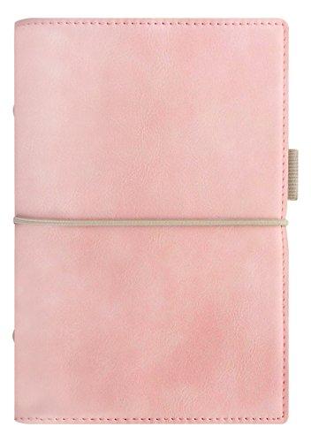 Filofax 22577 Terminplaner, Personal Domino Soft Pale, rosa, 2019