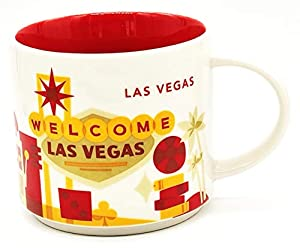 Starbucks Las Vegas Cup Coffee Mug You Are Here Collection from STARBUCKS